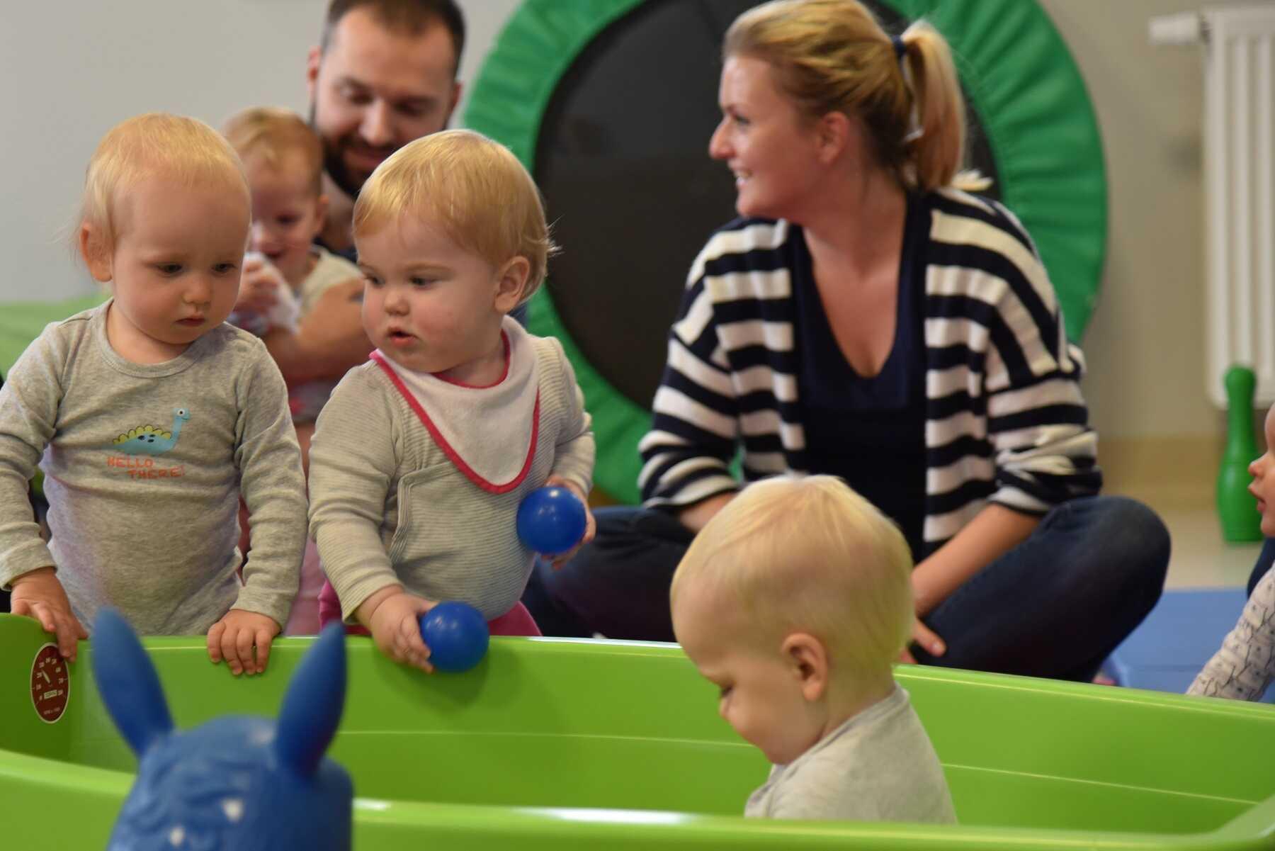 Zajęcia dla niemowląt Poznań